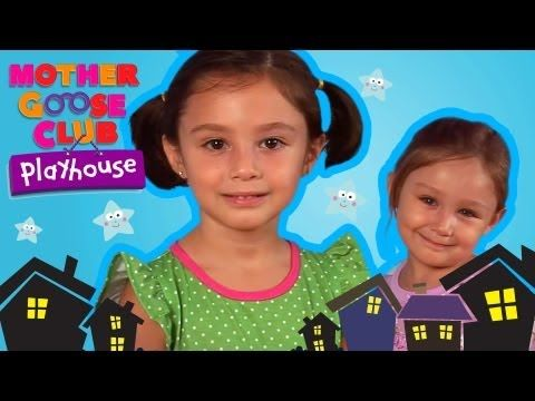 ▶ Girls and Boys Come Out To Play - Mother Goose Club Playhouse Nursery Rhymes - YouTube