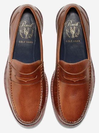 e5f20463823 Cole Haan Men s Pinch Sanford Penny Loafer