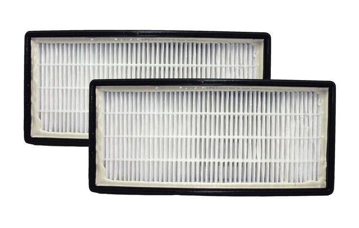 2 Honeywell Air Filters Fits HFD-120-Q Quietclean Tower
