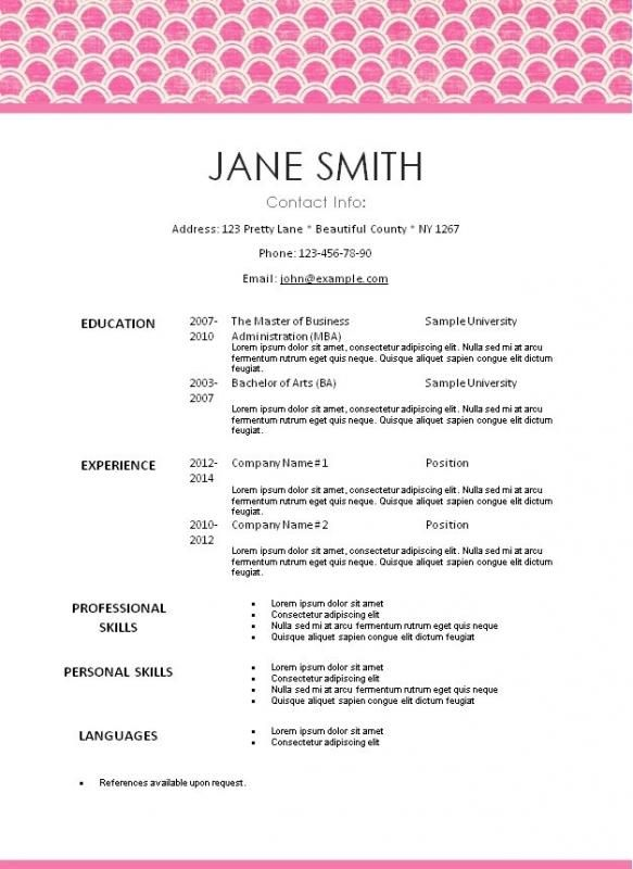 Pin by drive on template Pinterest Executive resume template