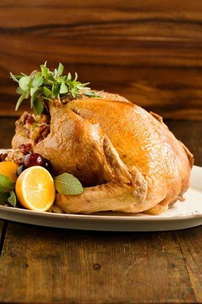 Trying this today, but using a baking bag for added moisture. Paula Deen Roasted Turkey