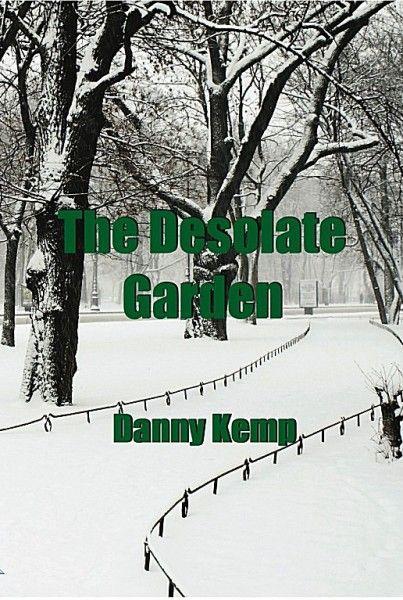 Best Selling Author the desolate garden Daniel Kemp