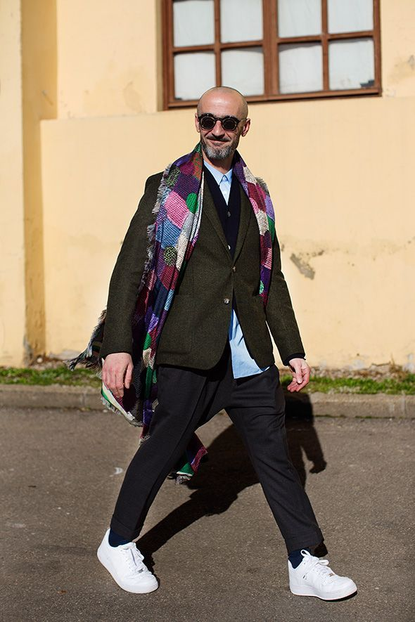 On the Street…La Fortezza, Florence