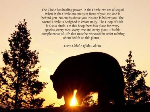 Native American Bear Art | KeeperofStories: Native American wisdom of Black Bear
