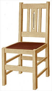 Build A Dining Chair With Free Plans Also Available For The Arm Chairs And Matching Sideboard