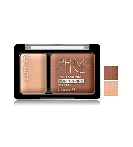 Catrice Prime And Fine Contouring Palette 020Warm Harmony 035 oz -- Click image to review more details. (Note:Amazon affiliate link)