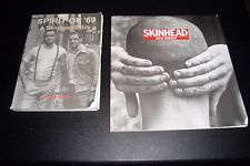 SPIRIT OF 69 A SKINHEAD BIBLE & SKINHEAD BY NICK NIGHT/SKINS/OI/STREET PUNK
