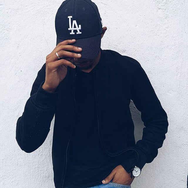 L for Leader..#bestie #menswear #mensfashion #simplicity #style #stylishmale #mcm #godlyman #godlydating #bestfriend #black #white #ladodgers #woolworths #zara #timepiece #adornujewellry #myfavperson #sablogger #lifestyleblogger #leader #thehead #notthetail #godsson