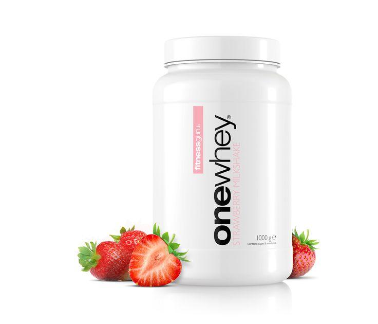 One Whey® on yksi Euroopan eniten myydyistä proteiineista joka maistuu hyvältä, imeytyy nopeasti ja jolla on verraton hinta. Edistyksellisellä suodatinprosessilla valmistetaan puhdasta proteiinia samalla kun laktoosin, hiilihydraattien ja rasvan osuus minimoidaan. One Whey® on täydellinen proteiinilisä kaikille jotka haluavat markkinoiden luultavasti parasta ja edullisinta proteiinia.    One Whey® on täydellinen lisä kaikille urheilijoille jotka haluavat lisätä palautumista, lihasten…