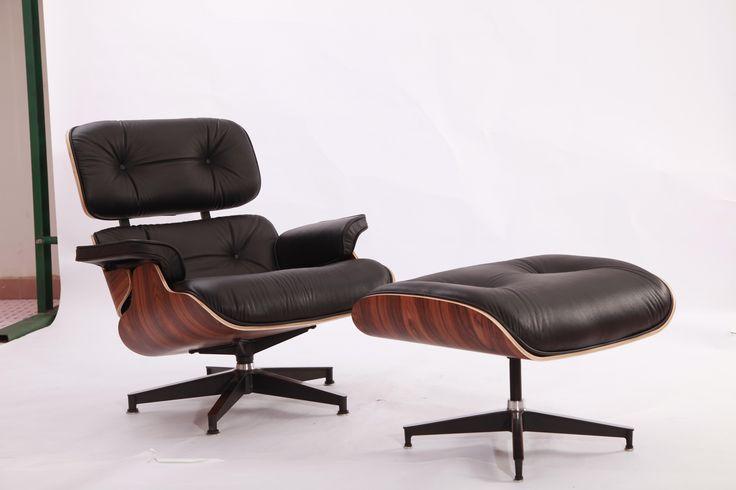 8 mejores imágenes de Eames lounge chair and ottoman replica en ...