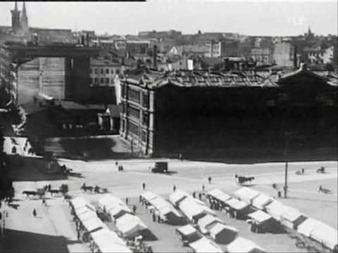 Helsinki 1900-luvun alussa.