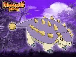 Tank The Saichania - dinosaur-king Photo