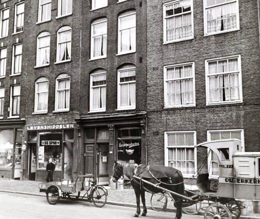 Kruidenierswinkels van vroeger A