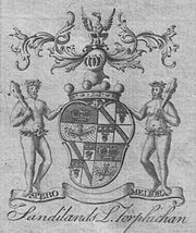 James Sandilands, the first Lord Torphichen - Wikipedia, the free encyclopedia