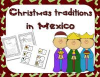Christmas Traditions in Mexico - Informational Text
