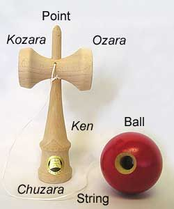 This little wooden toy is gaining popularity here in the US.