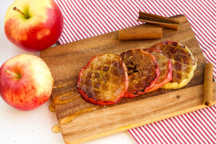 Vohveloidut omenat