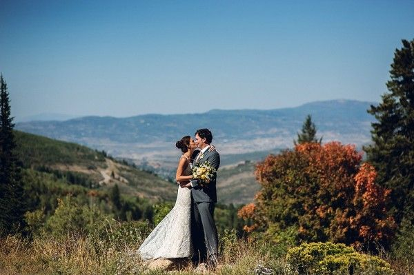 Couple Outdoor Portrait From Paul Johnson Photography