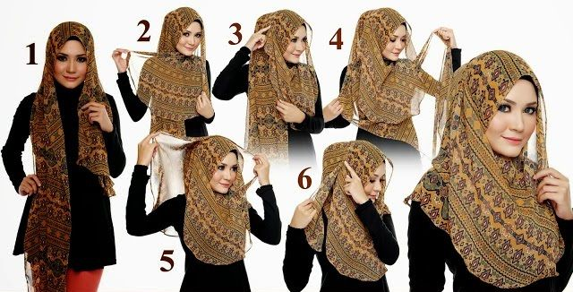 Office going hijab and daily wear scarf | SARI INFO
