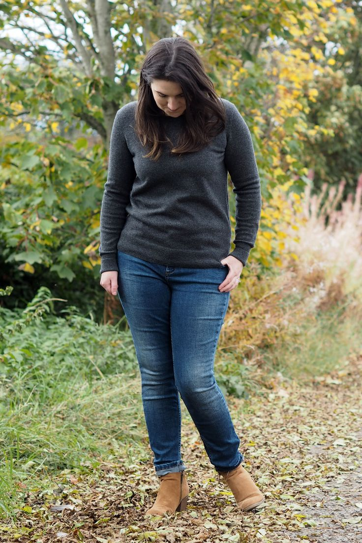 Cosy and Ethical cashmere from Everlane  #fallfashion #cashmere #everlane