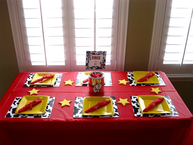 Western Woody Toy Story Birthday Party & 109 best Toy Story Party images on Pinterest | Birthdays Toy story ...