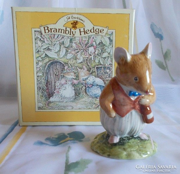Royal Doulton Brambly Hedge Basil