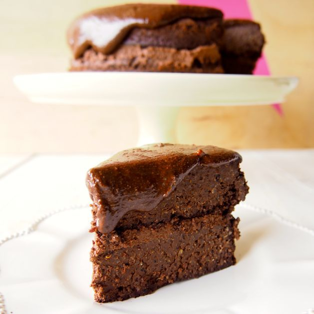 Paleo Nutella Mud Cake Recipe