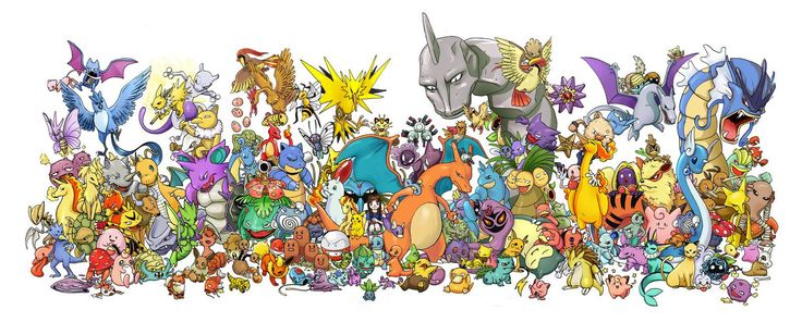 What is your favorite Pokemon game of all time?