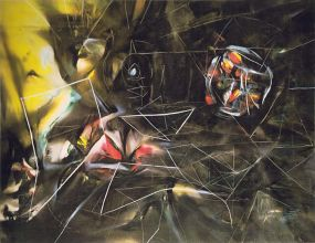 Roberto Matta - The Unity of the Absolute