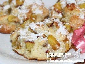 Персиковое печенье, sladkaya vypechka i deserty headline pechene