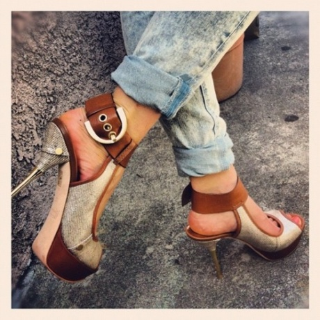 .Gorgeous Pairings, Nice Shoes, Jeans, Beautiful Heels, High Heels, Amazing Shoes Boots, Nicestyl Women, Beautiful Things, Fashion Freak