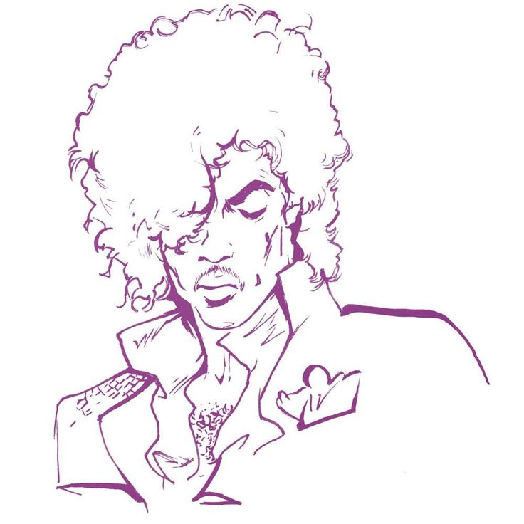 A collection of illustrations by various artists to honor and pay tribute to the one, the only, Prince Rogers Nelson.