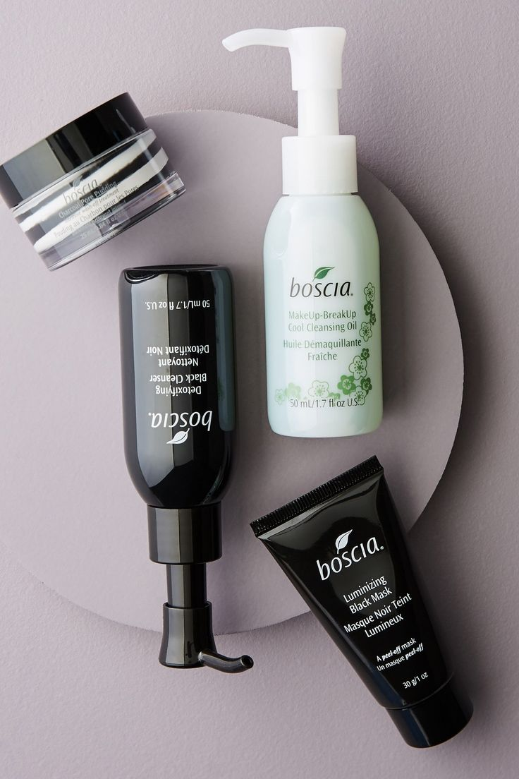 Boscia's Botanical Besties Set by boscia in Blue Size: All, Bath & Body at Anthropologie