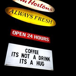 And it's never seemed more true: | 16 Things You See When You Go To Tim Hortons At 6 A.M