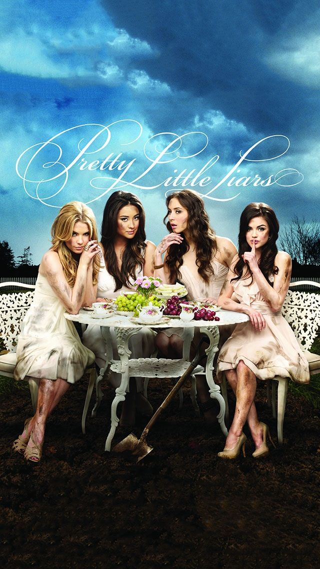 Pretty little liars.....be careful what you say and who you say it to