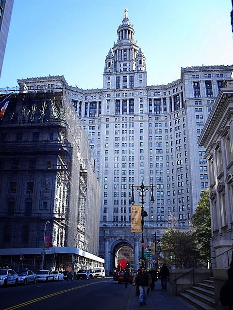Manhattan Municipal Building: 118 Best Architecture- The Classical High Rise Images On