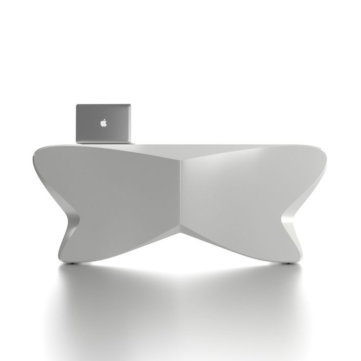 BUTTERFLY è la scrivania ispirata alla grazia incantevole del meraviglioso…