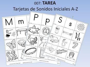 Spanish homework help de a la