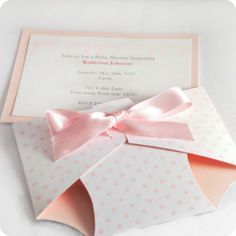 Baby shower invitations idea