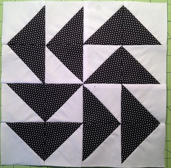 103 best HST Block #2 - Dutchman's Puzzle/Wild Goose Chase Blocks ... : flying dutchman quilt pattern - Adamdwight.com