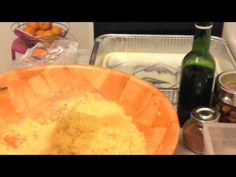 La recette de kalbelouze algérien à bas algérien à