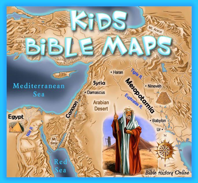 25 Unique Kids Bible Stories Ideas On Pinterest