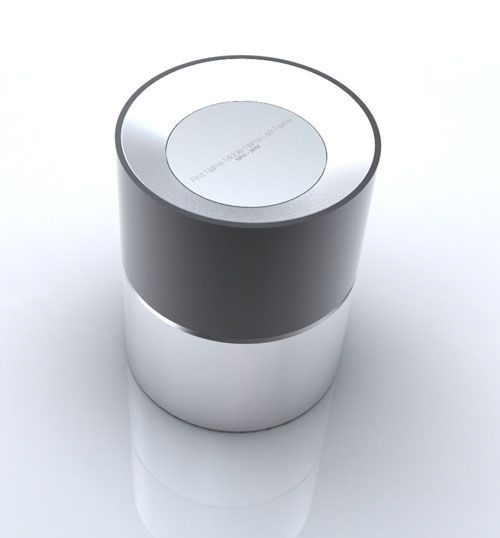 Modern Cremation Urns by Capsule Urn
