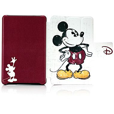 disney kindle fire case | Disney® Vintage Mickey Hard Case & Cover For Amazon Kindle Fire