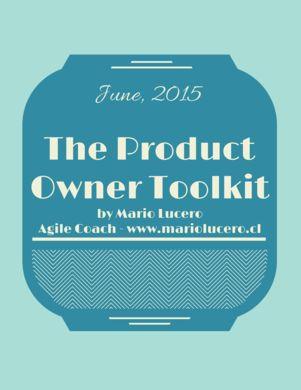 Read The #ProductOwner Toolkit https://leanpub.com/theproductownertoolkit?utm_content=buffer91482&utm_medium=social&utm_source=pinterest.com&utm_campaign=buffer via Leanpub