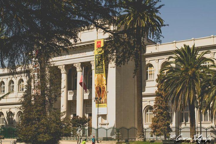 Museo Nacional (Parque Quinta Normal), Santiago, Chile