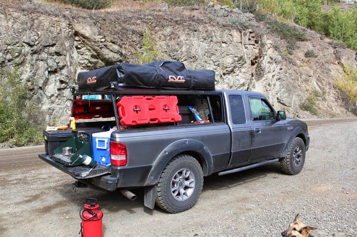 ford ranger expedition build re lets see your overlanding expedition camping rig ford. Black Bedroom Furniture Sets. Home Design Ideas