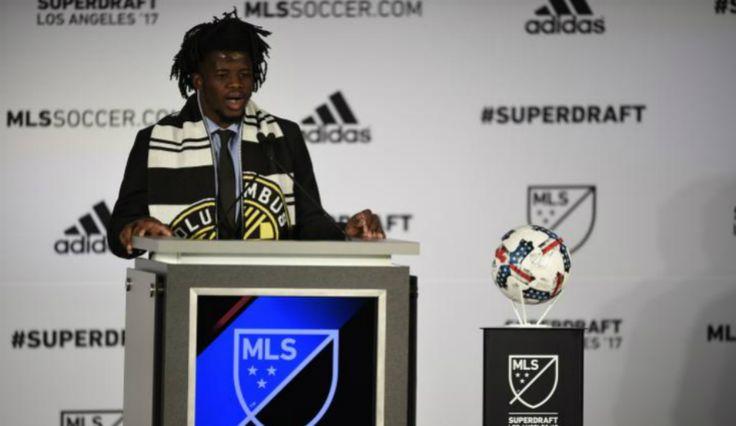 MLS SuperDraft: Lalas Abubaka No. 5
