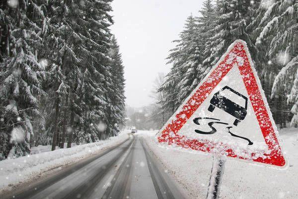 Wald im Pinzgau: Sperre der B165 nach starken Schneefällen