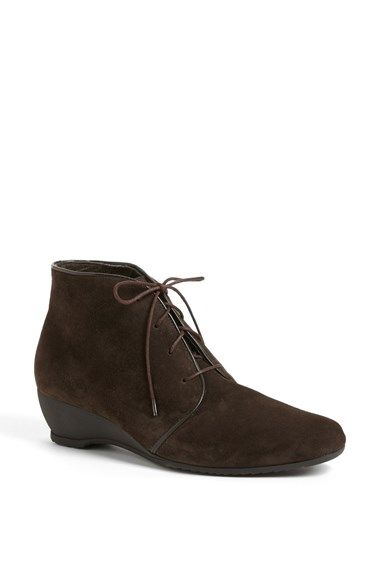 Munro 'Kara' Suede Boot (Women) available at #Nordstrom